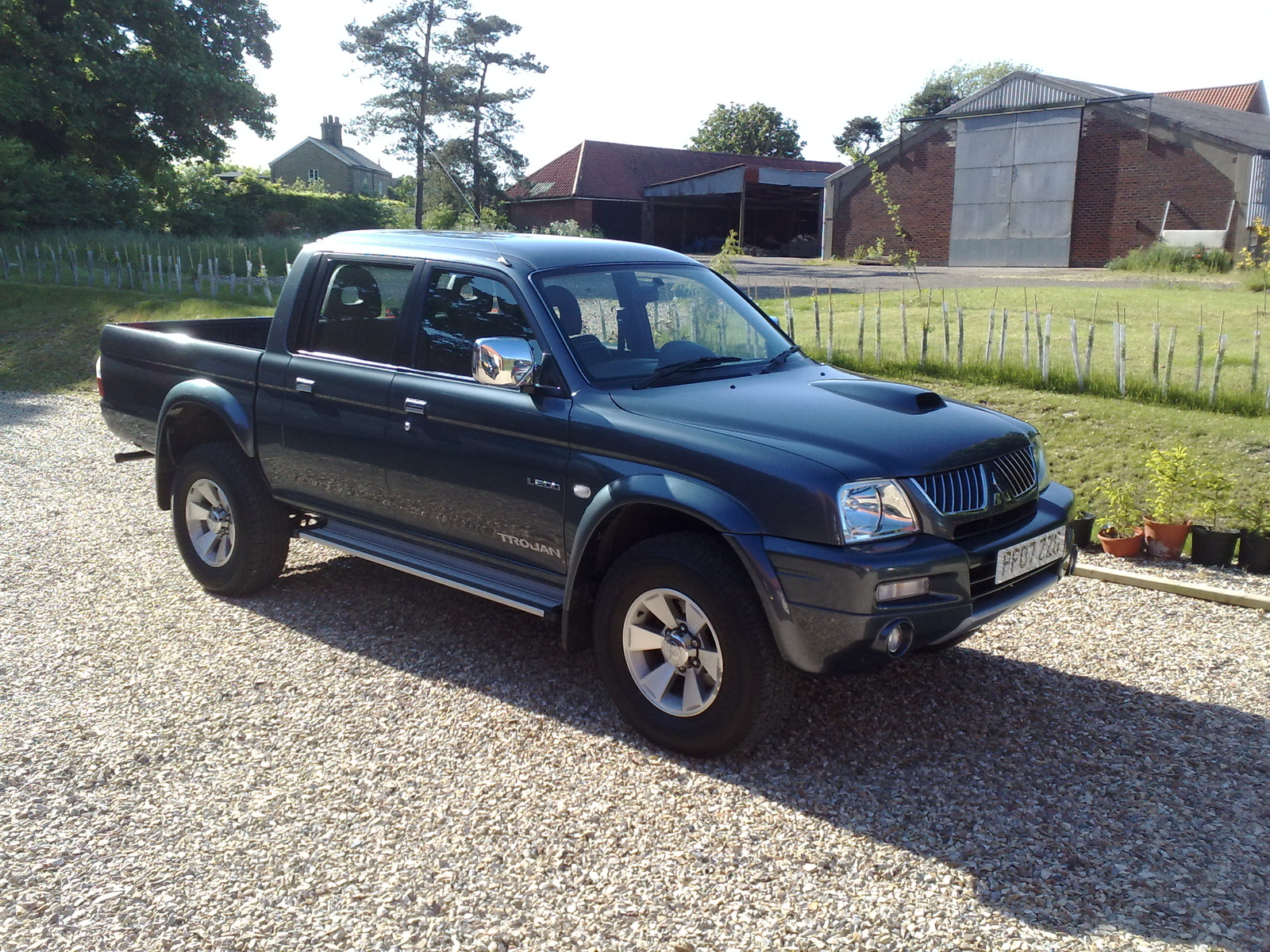 mitsubishi l200 2000 review amazing pictures and images look at the car. Black Bedroom Furniture Sets. Home Design Ideas