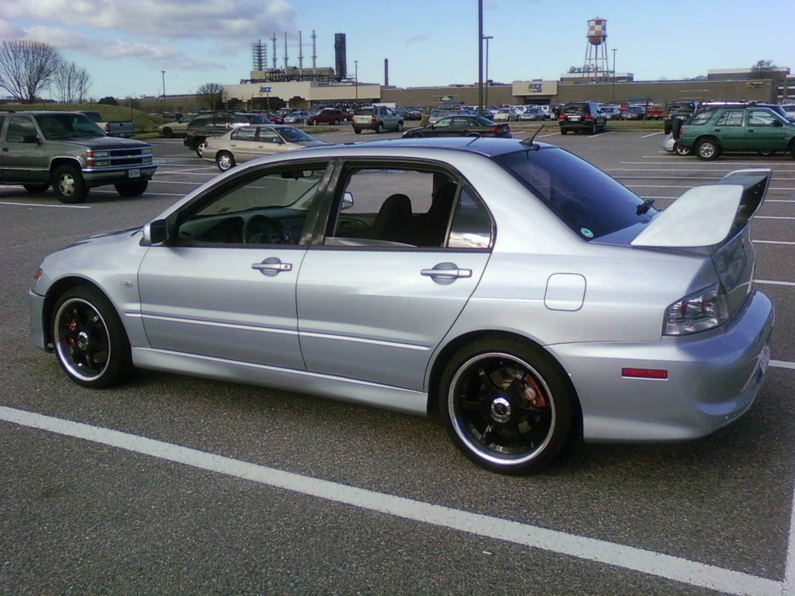 Mitsubishi Lancer 2003 Review Amazing Pictures And Images Look At The Car
