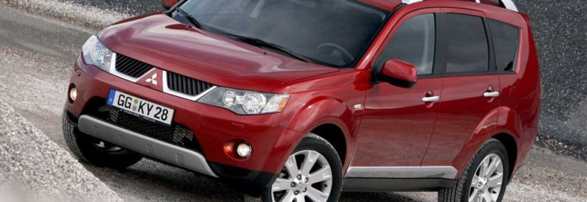 Mitsubishi Outlander 2008 Photo - 1