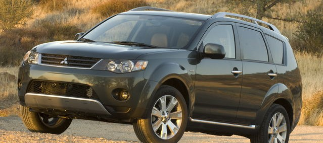 Mitsubishi Outlander 2009 Photo - 1