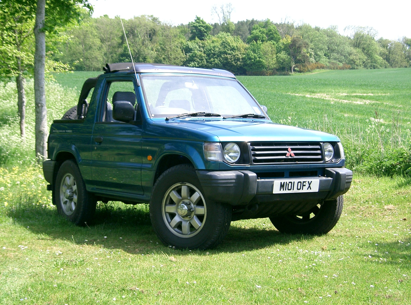 Mitsubishi Pajero 1985: Review, Amazing Pictures and Images – Look at the car