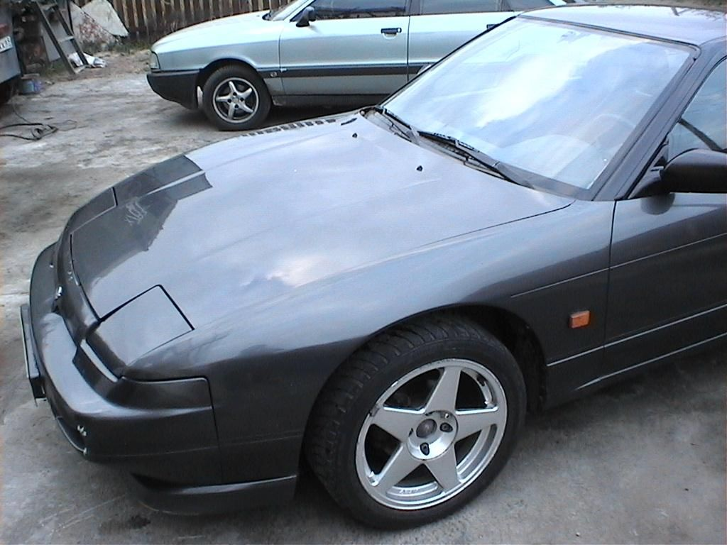 Nissan 200sx 1989 review amazing pictures and images look at the car
