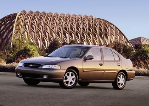 Nissan Altima 1998 Photo U2013 1: Photo And Video Review