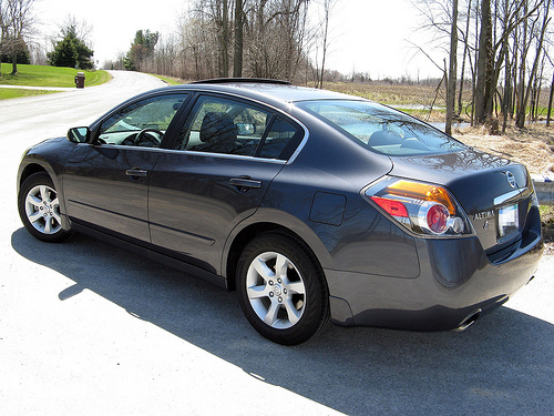 Nissan Altima 2008 Photo - 1