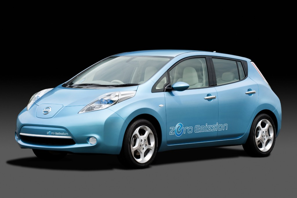 Nissan Leaf 2010 Photo - 1