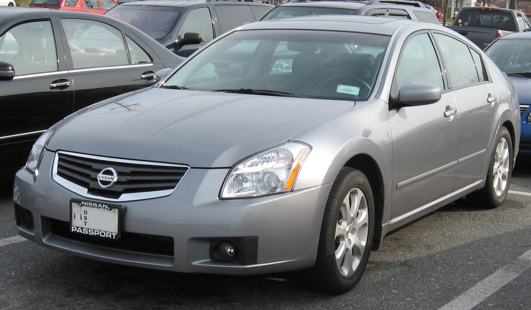 2006 Nissan Quest Reviews >> Nissan Maxima 2007: Review, Amazing Pictures and Images – Look at the car