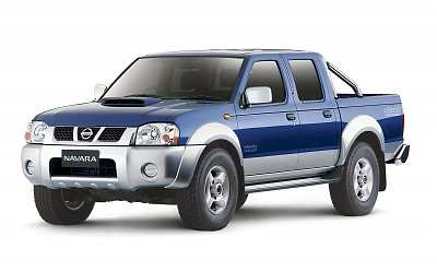 Nissan Navara 1998 Photo - 1