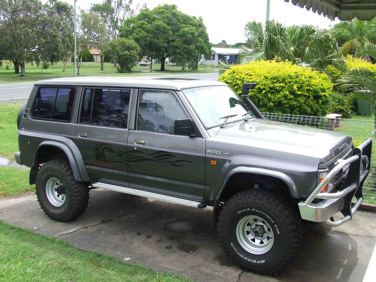 Nissan Patrol 1990 Review Amazing Pictures And Images Look At The Car