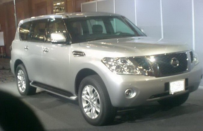 Nissan Patrol 2010 Photo - 1