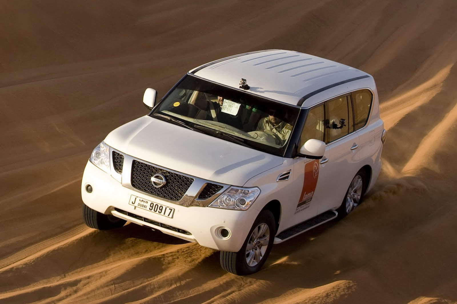 Nissan Patrol 2013 Photo - 1