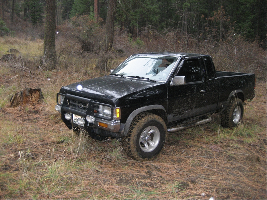 Nissan Pickup 1991 Photo - 1