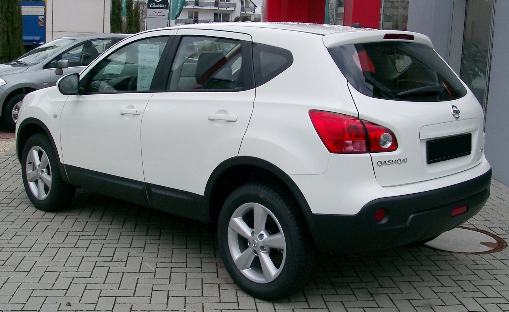 Nissan Qashqai 2004 Review Amazing Pictures And Images