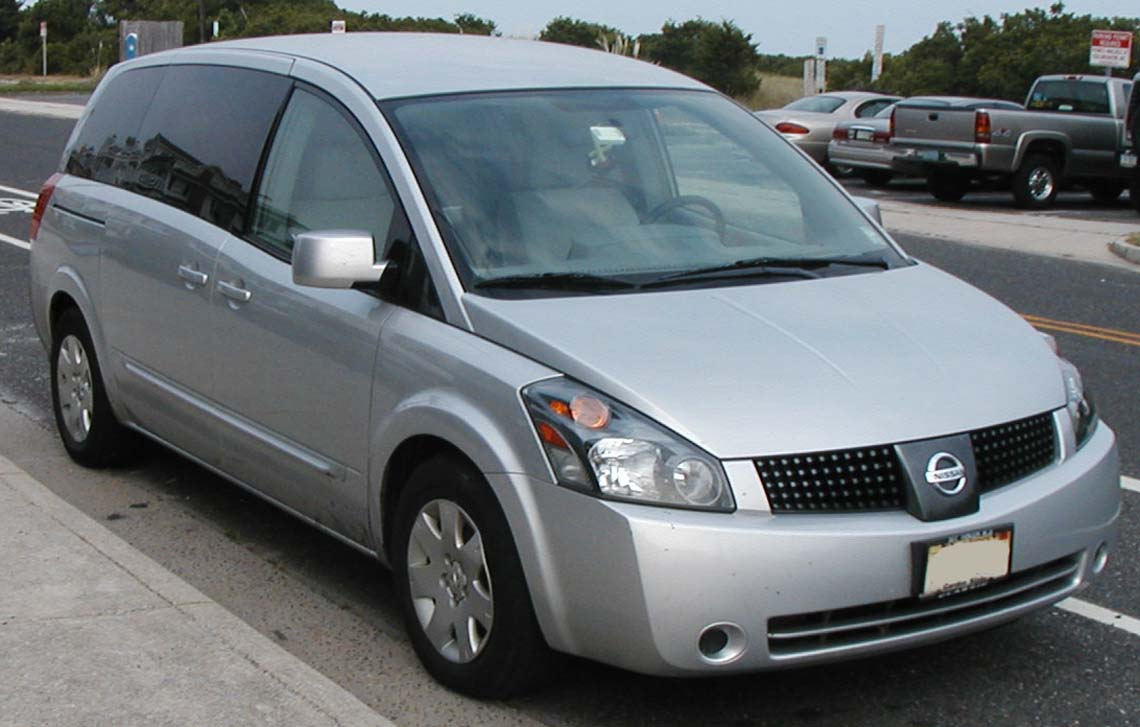 Nissan Quest 2004 Photo - 1
