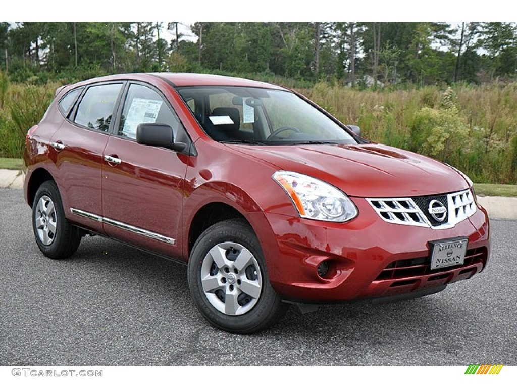 Nissan Rogue 2013 Photo U2013 1: Photo And Video Review