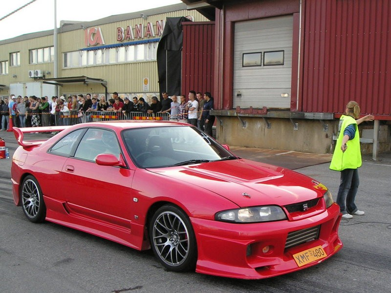 Nissan Skyline 1995 Photo - 1