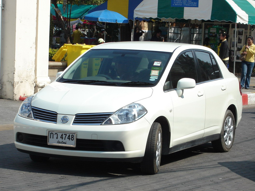 Nissan Tiida 2007 Photo - 1