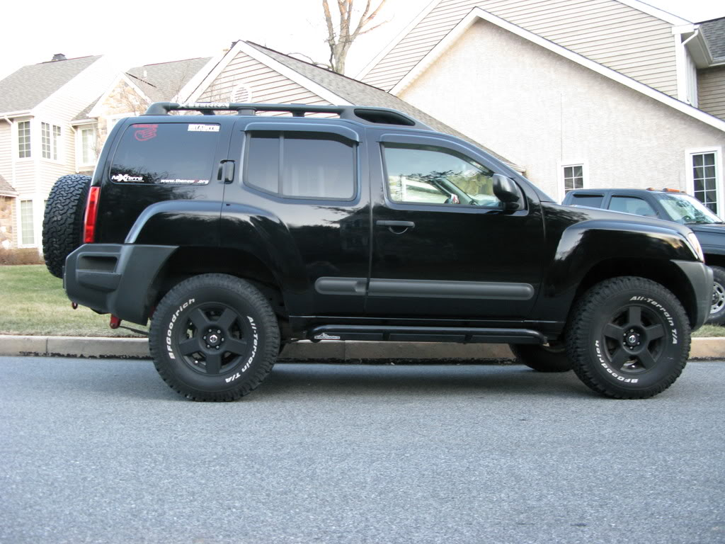 Nissan Xterra 2005 Photo - 1
