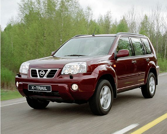 Nissan Xtrail 2006 Photo - 1
