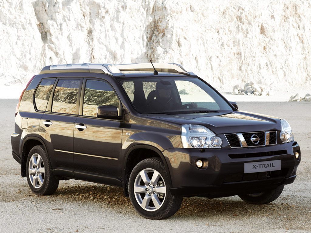 Nissan Xtrail 2008 Photo - 1