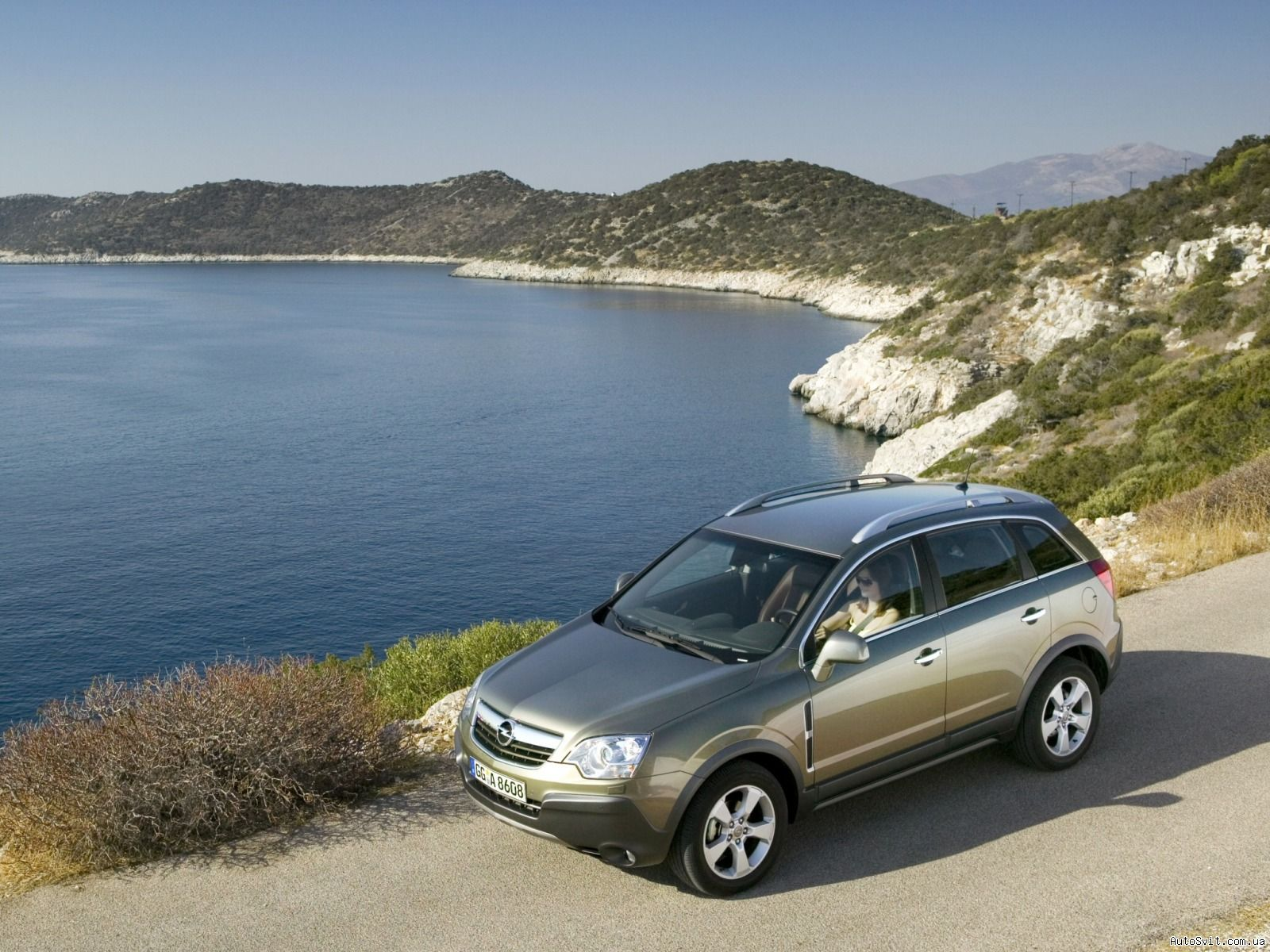 opel antara 2006 review amazing pictures and images look at the car. Black Bedroom Furniture Sets. Home Design Ideas