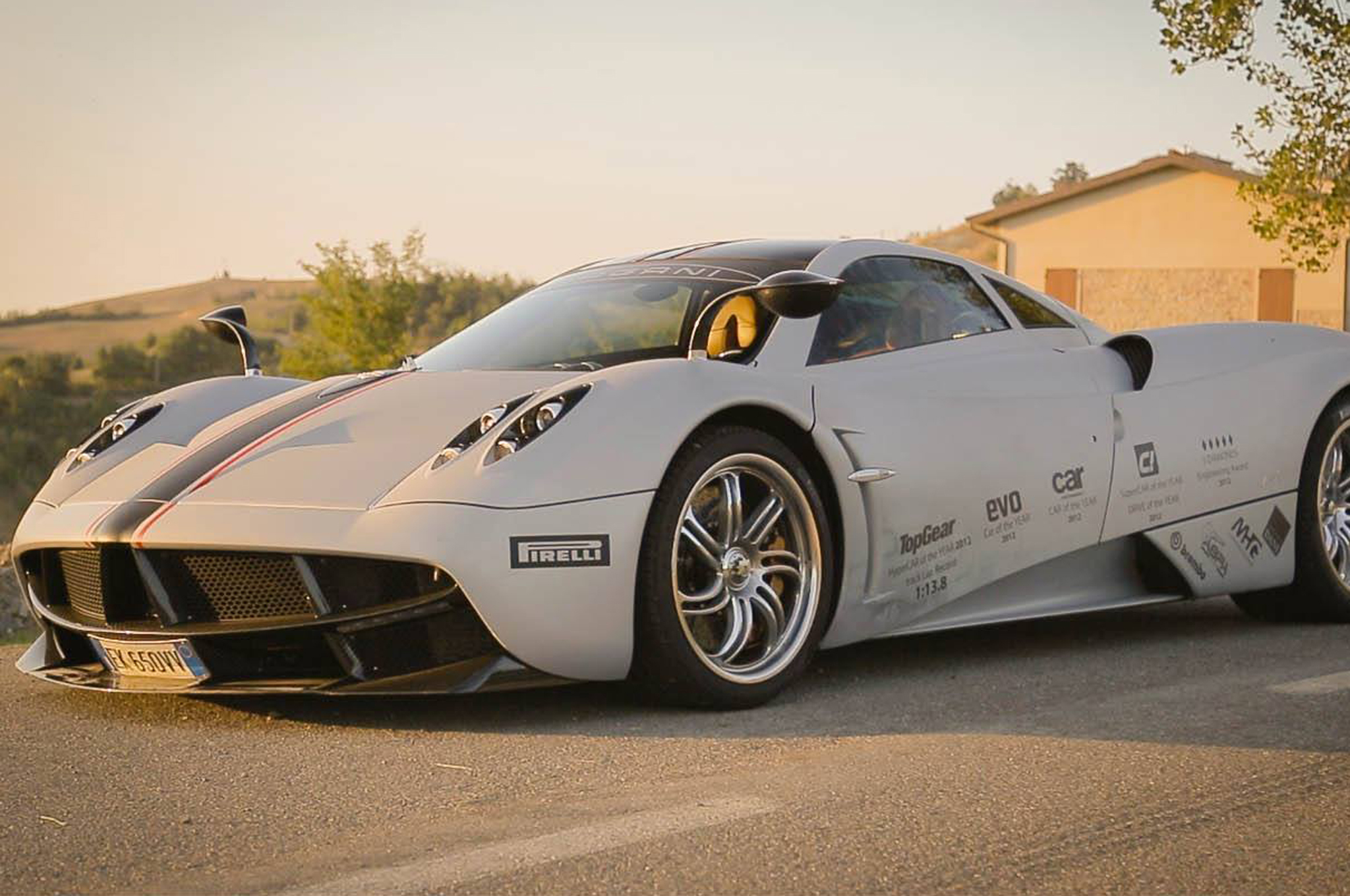 Pagani Huayra 2014: Review, Amazing Pictures and Images – Look at