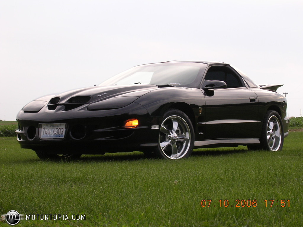 Pontiac Firebird 2005 Review Amazing Pictures And Images