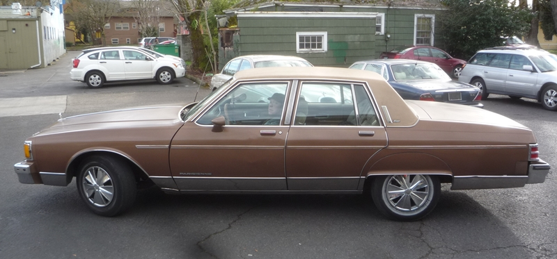 Pontiac Parisienne 1986 Review Amazing Pictures And Images Look At The Car