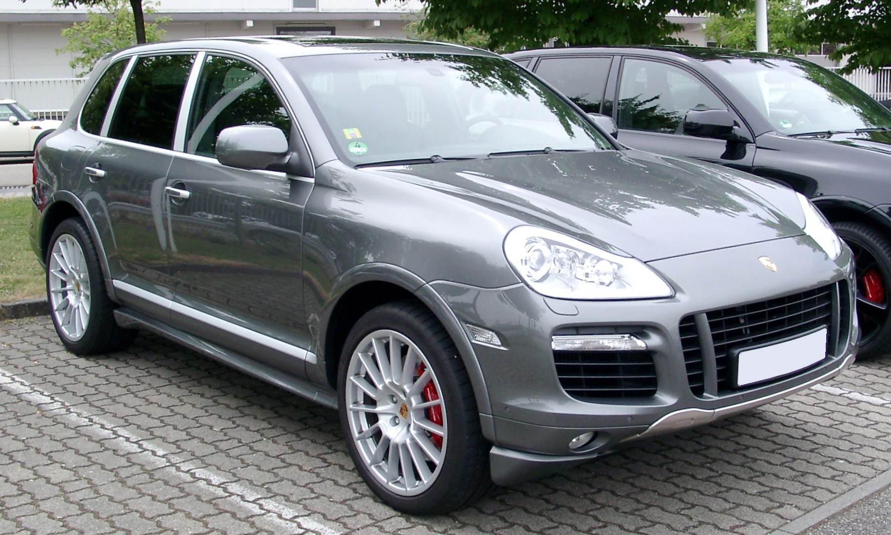 porsche cayenne turbo s 2008 review amazing pictures and images look at the car. Black Bedroom Furniture Sets. Home Design Ideas