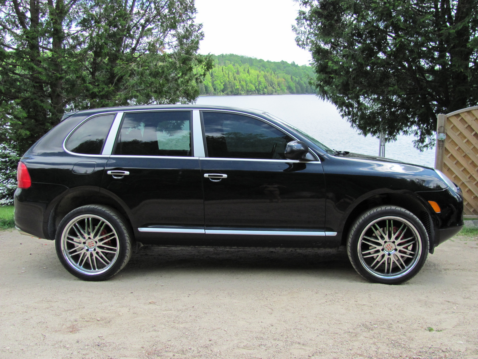 Porsche Cayenne Turbo S 2005 Review Amazing Pictures And Images Look At The Car