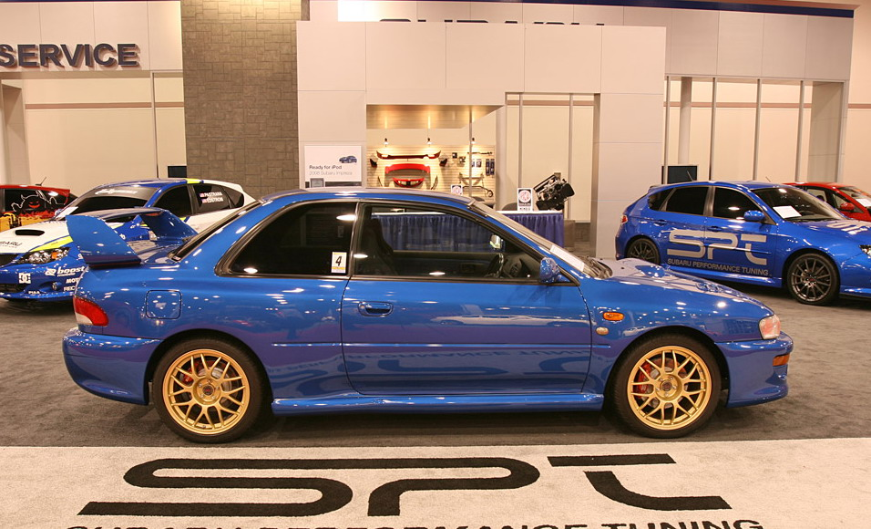 Subaru Impreza WRX 2000: Review, Amazing Pictures and ...