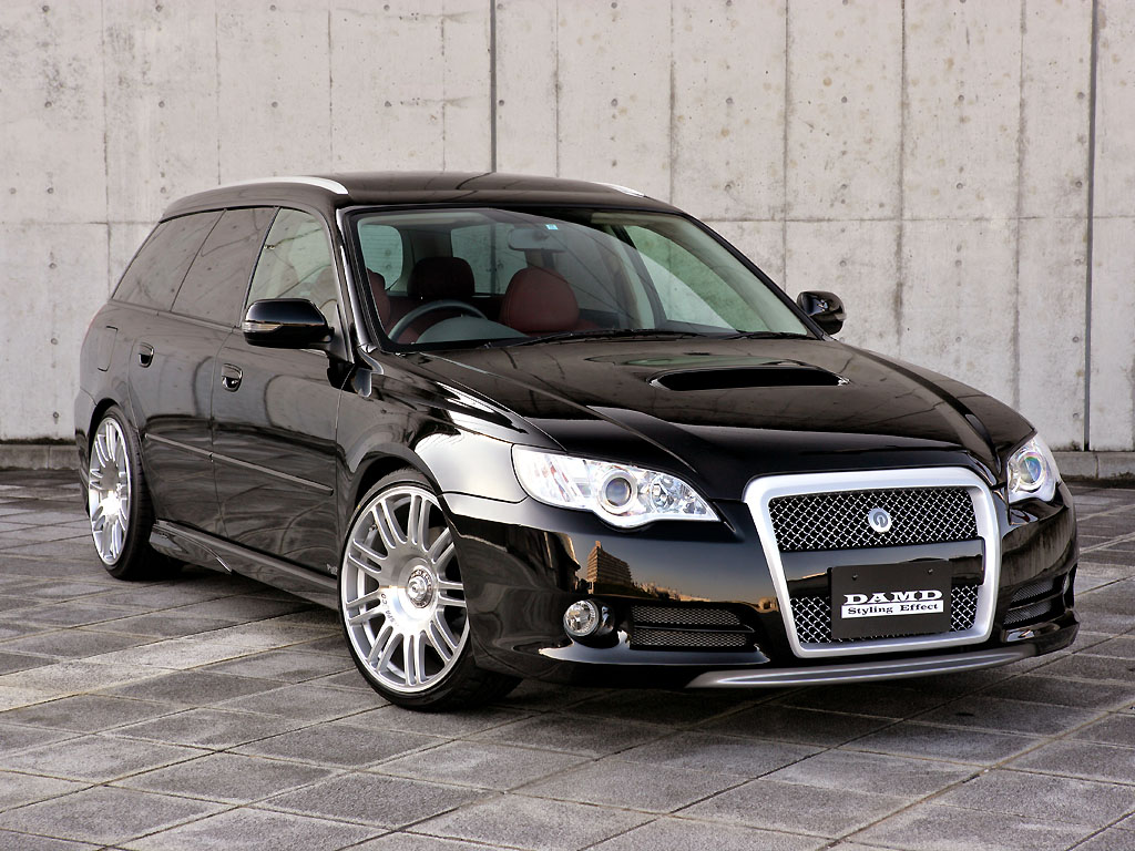Subaru Legacy Wagon 2006 Review Amazing Pictures And