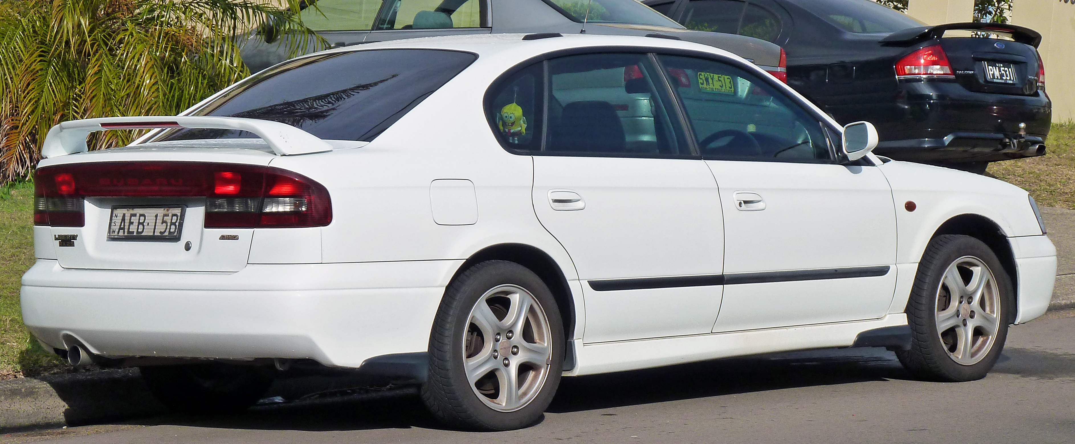 Subaru Liberty 1999 Review Amazing Pictures And Images Look At The Car