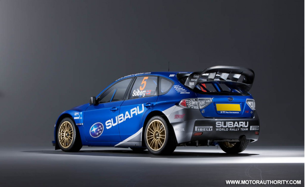 Subaru Wrx Sti Hatchback 2008 Review Amazing Pictures