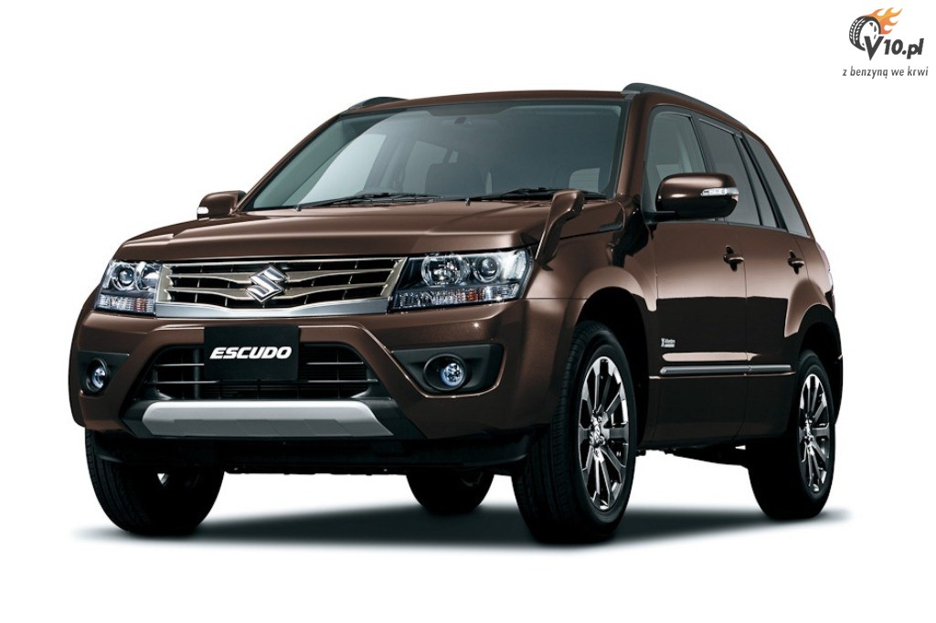 Suzuki Escudo 2014 Photo - 1