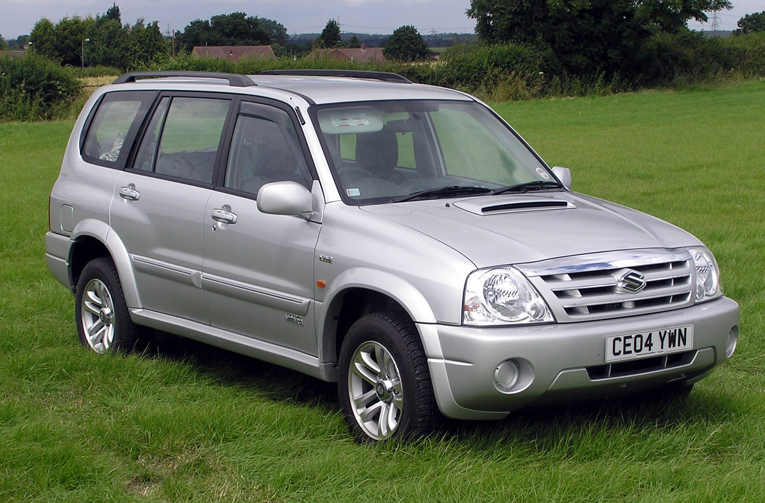 Suzuki Grand Vitara 2005 Photo - 1