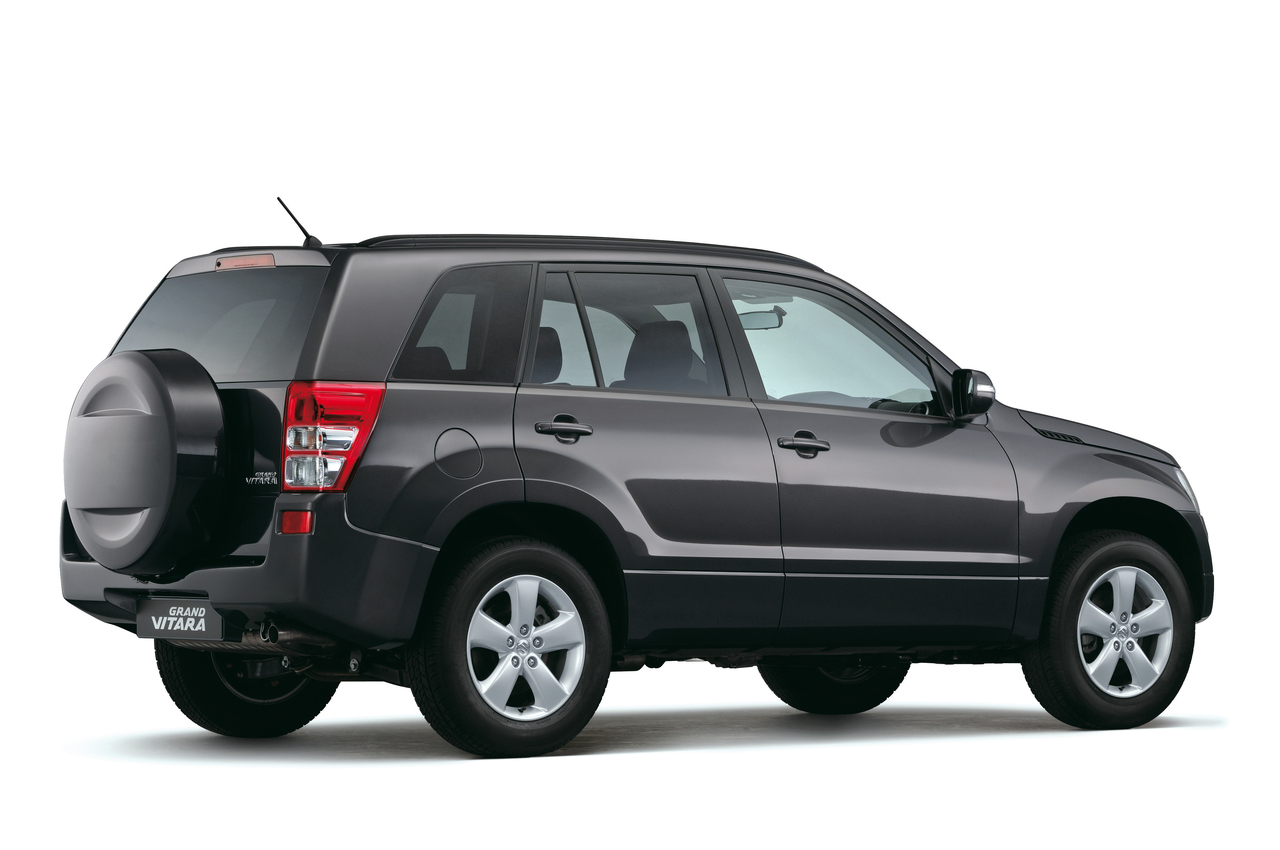 Suzuki Grand Vitara 2009 Photo - 1