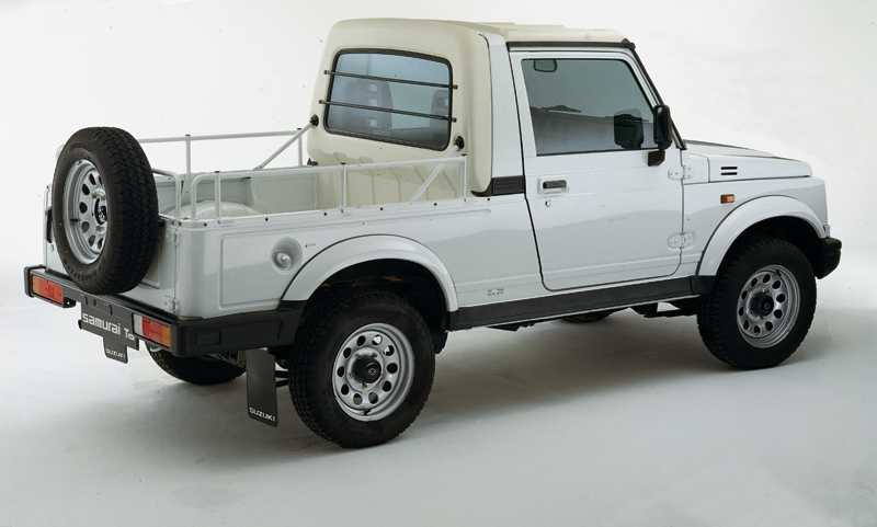 Suzuki Samurai 2014 Photo - 1