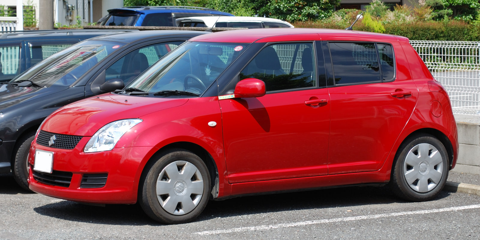 Suzuki Swift 2008 Photo - 1
