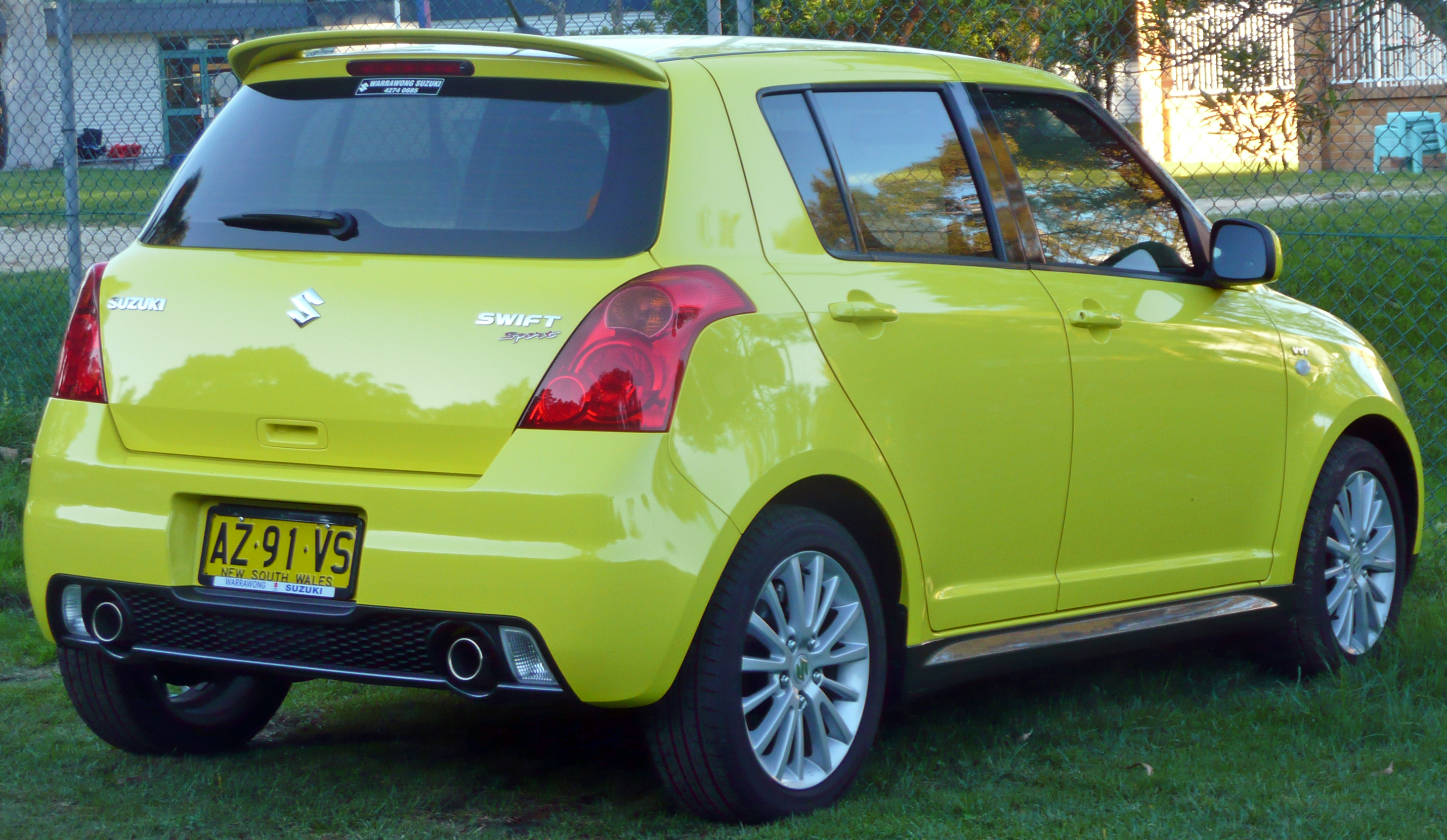 suzuki swift 2009 review amazing pictures and images look at the car. Black Bedroom Furniture Sets. Home Design Ideas