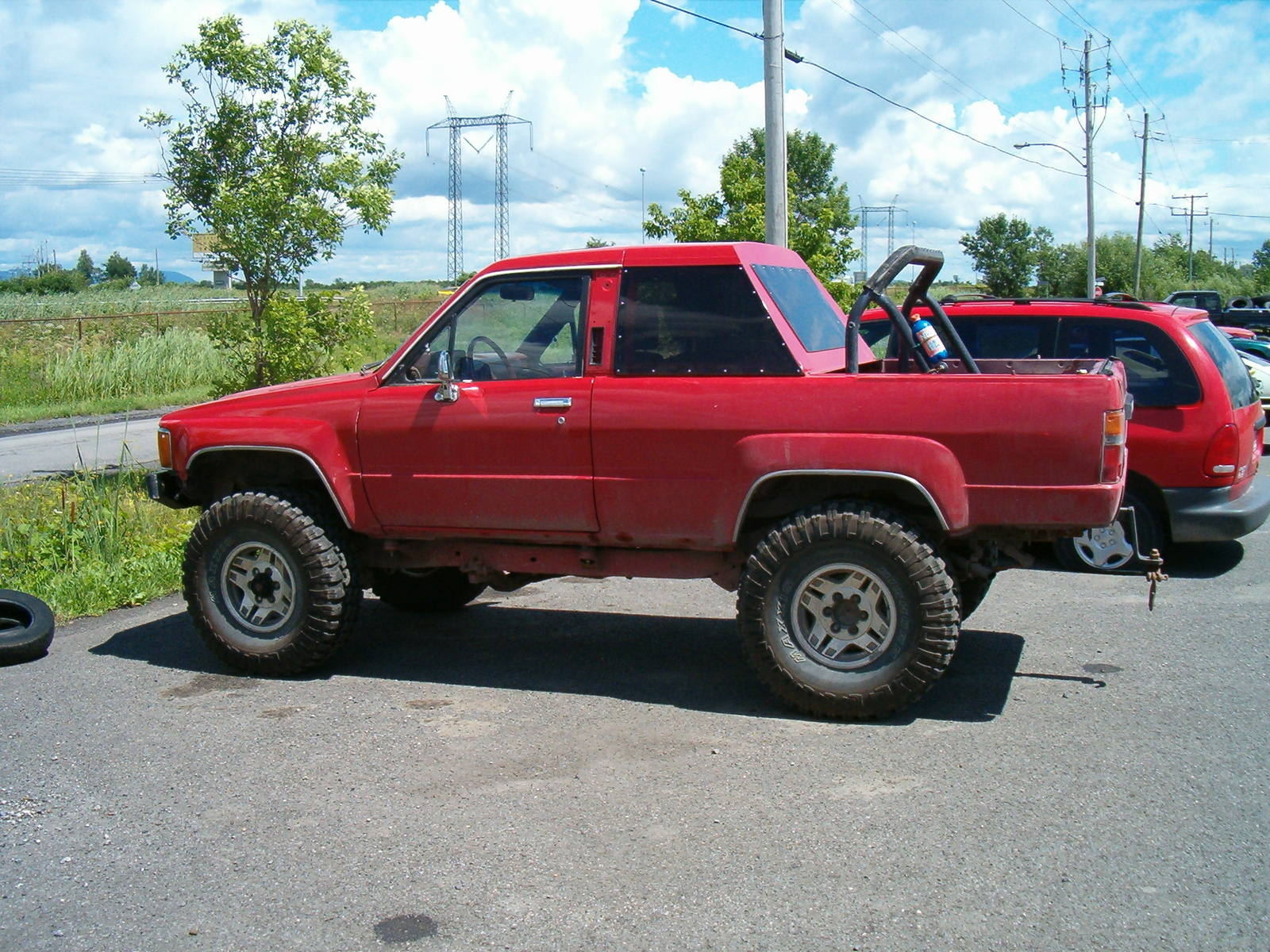 Other photos to Toyota 4Runner 1989
