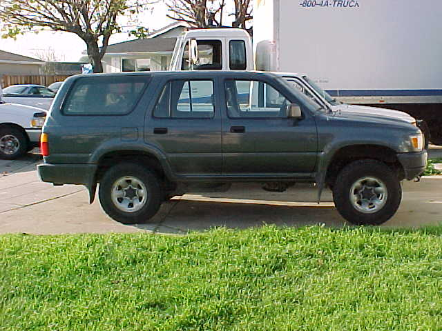 Toyota 4Runner 1990 Photo - 1