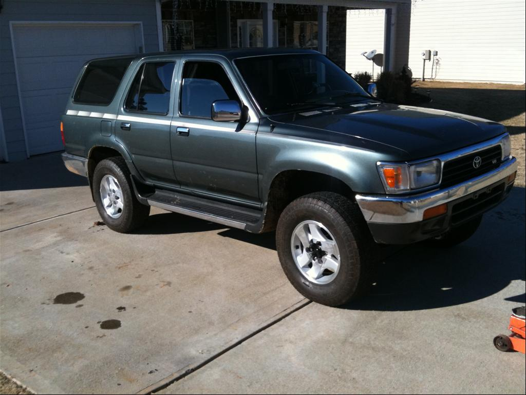 Toyota 4Runner 1992 Photo - 1