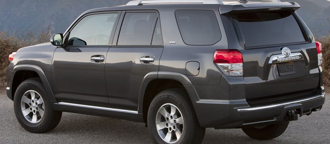 Toyota 4Runner 2011 Photo - 1