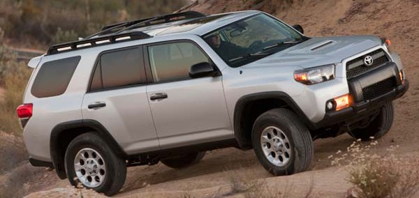 Toyota 4Runner 2013 Photo - 1