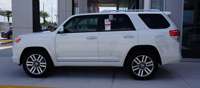 Toyota 4Runner 2014 Photo - 1