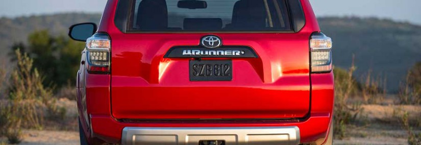 Toyota 4Runner 2015 Photo - 1