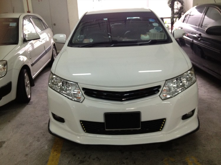 Toyota Allion 2015 Photo - 1