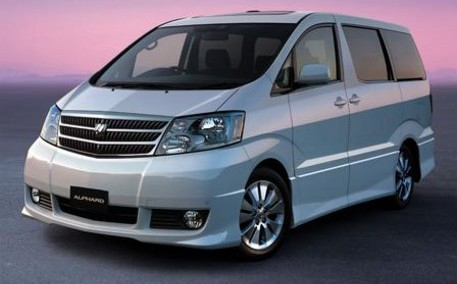 Toyota Alphard 2002 Photo - 1