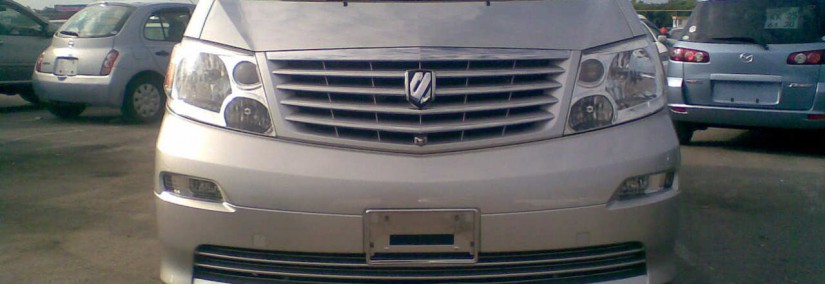 Toyota Alphard 2004 Photo - 1