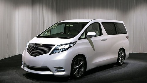 Toyota Alphard 2011 Photo - 1